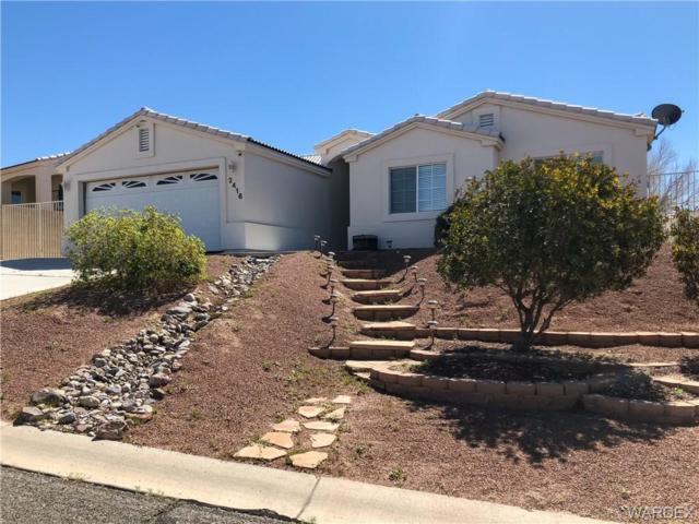 2416 E Midgo Drive, Fort Mohave, AZ 86426 (MLS #956960) :: The Lander Team