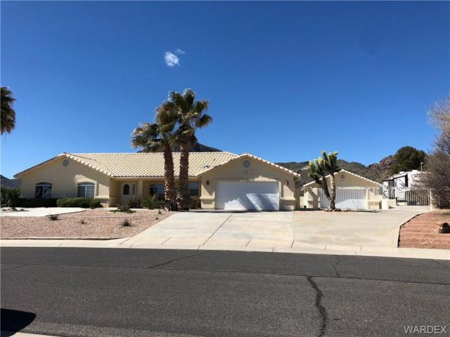 5523 N Storm Cloud Drive, Kingman, AZ 86409 (MLS #956994) :: The Lander Team