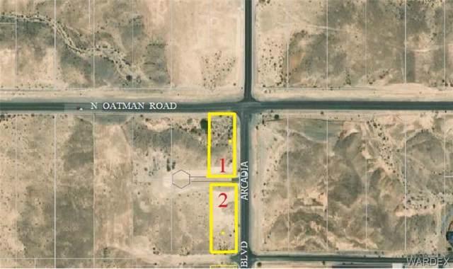 0000 Arcadia Boulevard, Bullhead, AZ 86442 (MLS #957000) :: The Lander Team