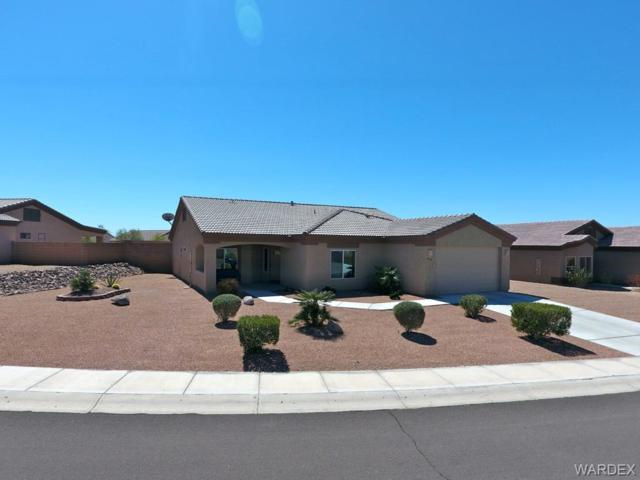 2617 Sonoran Desert Road, Bullhead, AZ 86442 (MLS #957001) :: The Lander Team