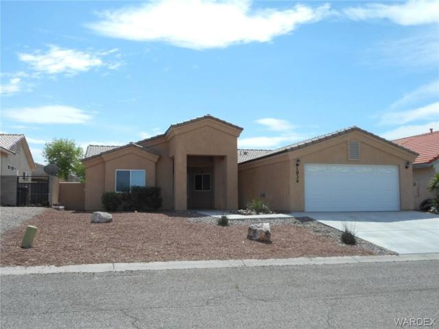 1934 E Desert Drive, Fort Mohave, AZ 86426 (MLS #957048) :: The Lander Team