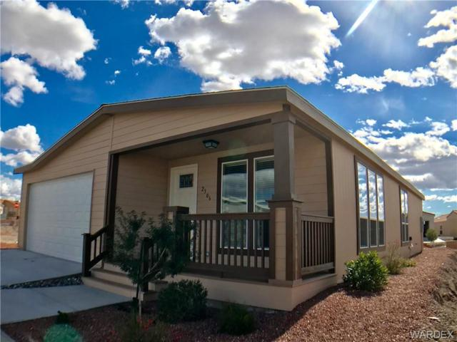 2306 Felipe Drive, Bullhead, AZ 86442 (MLS #957053) :: The Lander Team