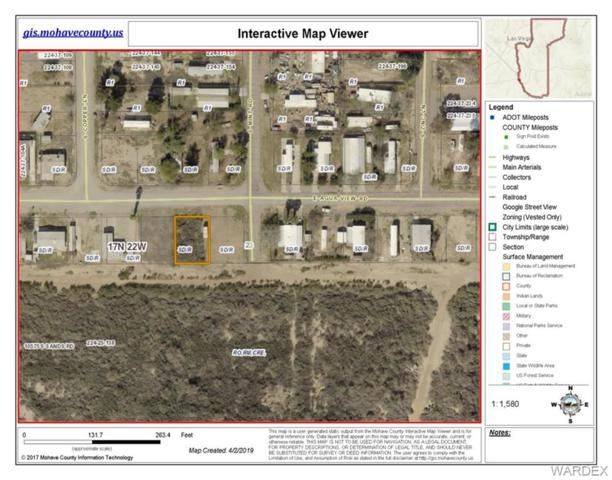 1792 E Agua View Road, Mohave Valley, AZ 86440 (MLS #957070) :: The Lander Team