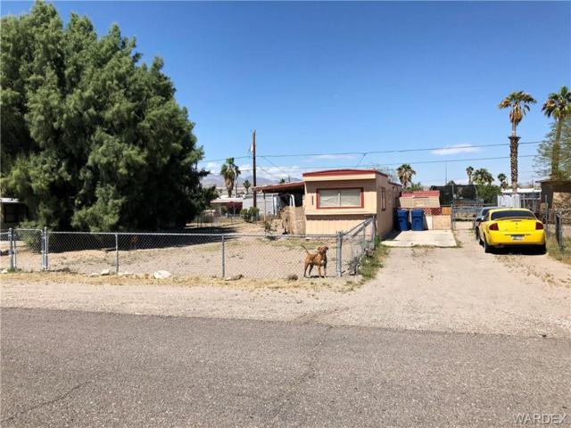 1175 Agate Avenue, Bullhead, AZ 86442 (MLS #957102) :: The Lander Team