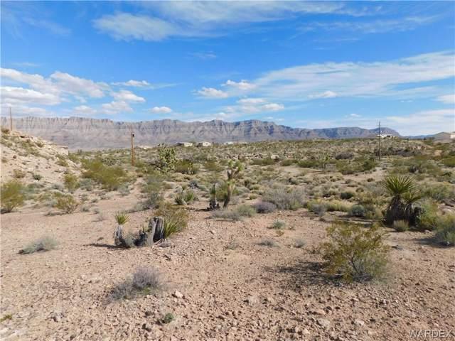 825 E Escalante Circle, Meadview, AZ 86444 (MLS #957115) :: The Lander Team
