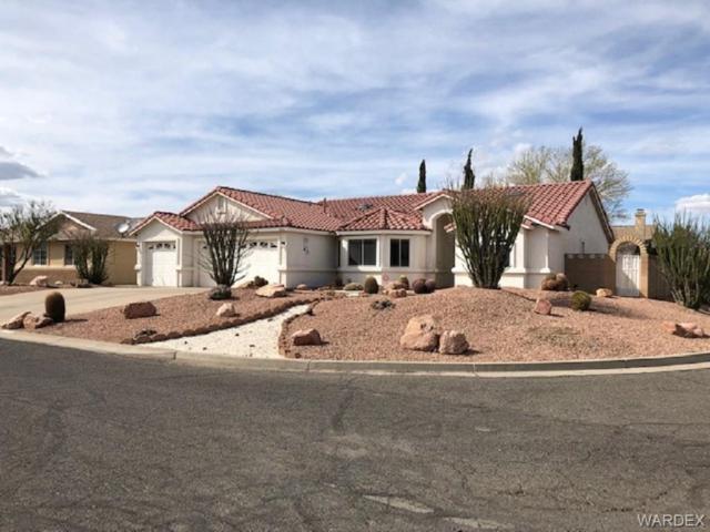 3865 E Packard Avenue, Kingman, AZ 86409 (MLS #957119) :: The Lander Team