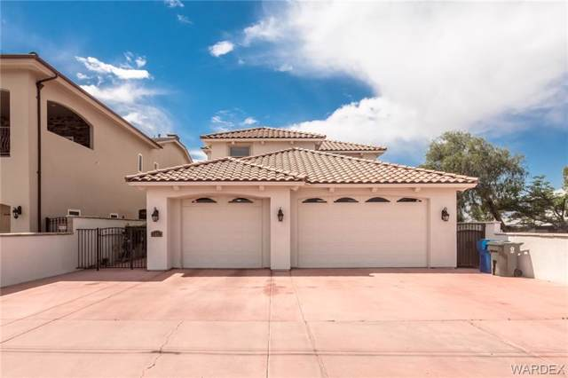 2621 Camino Del Rio, Bullhead, AZ 86442 (MLS #957142) :: The Lander Team