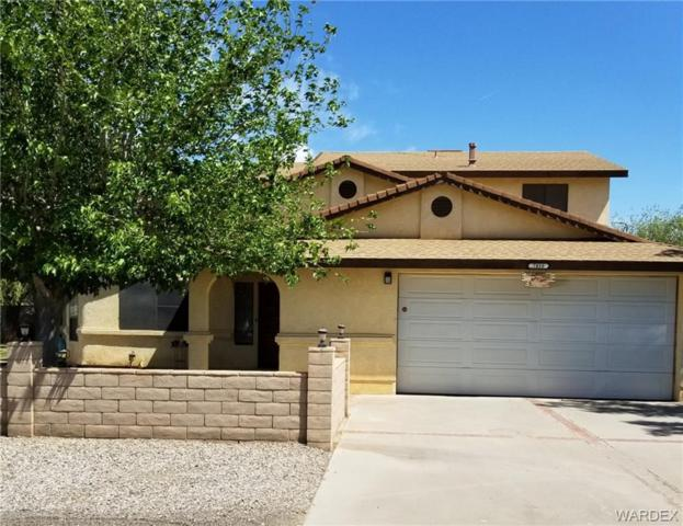 7810 S Whitewing Drive, Mohave Valley, AZ 86440 (MLS #957152) :: The Lander Team