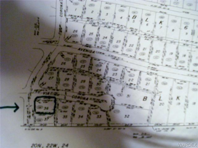 2600 Via Corona, Bullhead, AZ 86442 (MLS #957154) :: The Lander Team