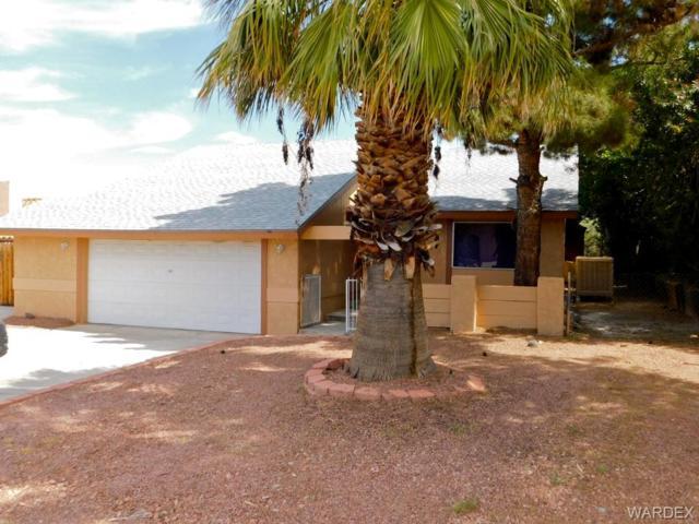 1460 Orilla Lane, Bullhead, AZ 86442 (MLS #957155) :: The Lander Team