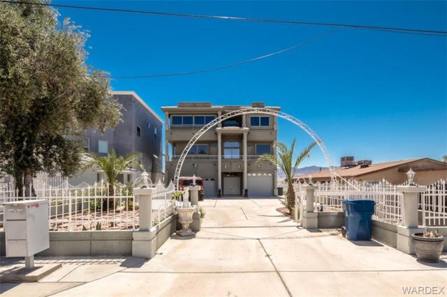 2571 Camino Del Rio, Bullhead, AZ 86442 (MLS #957162) :: The Lander Team