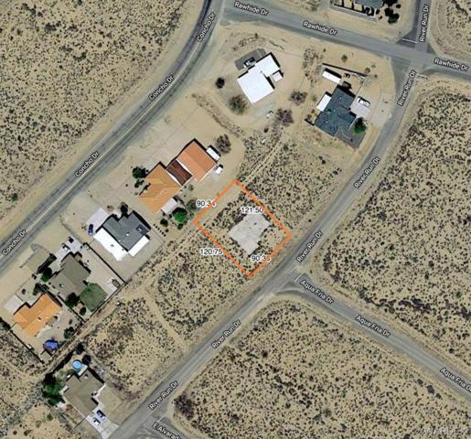 9311 N River Run Drive, Kingman, AZ 86401 (MLS #957198) :: The Lander Team