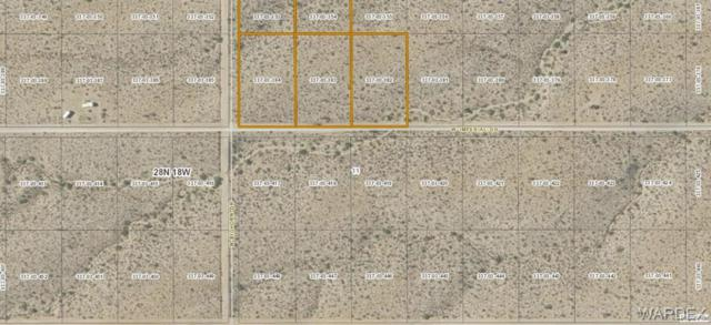 3 lots Imperial Drive, Meadview, AZ 86444 (MLS #957217) :: The Lander Team