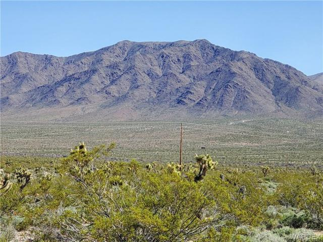 Lot 3015 Commodore Drive, Meadview, AZ 86444 (MLS #957220) :: The Lander Team