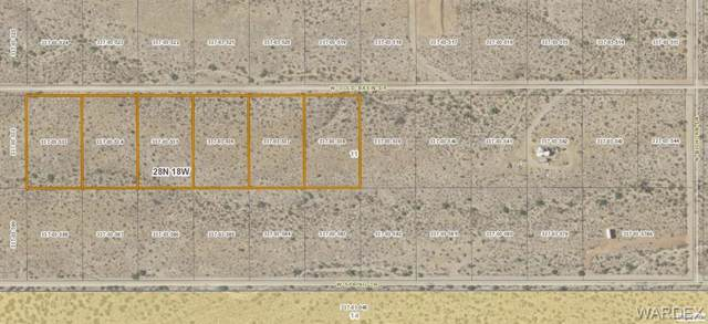 6 lots Gold Basin Drive, Meadview, AZ 86444 (MLS #957224) :: The Lander Team