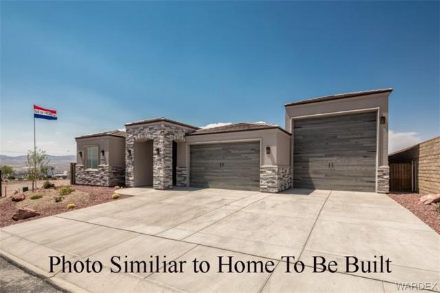 2861 Steamboat Drive, Bullhead, AZ 86429 (MLS #957232) :: The Lander Team