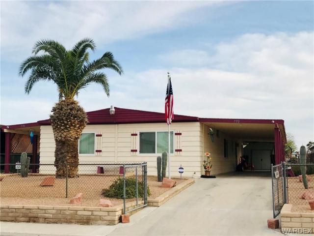 770 Holly Street, Bullhead, AZ 86442 (MLS #957235) :: The Lander Team