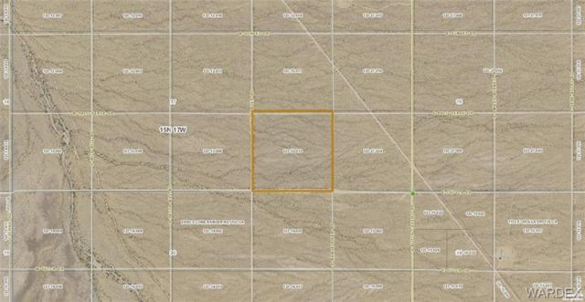 0000 Cholla, Yucca, AZ 86438 (MLS #957239) :: The Lander Team