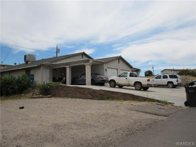 1584 Turquoise Road, Bullhead, AZ 86442 (MLS #957249) :: The Lander Team