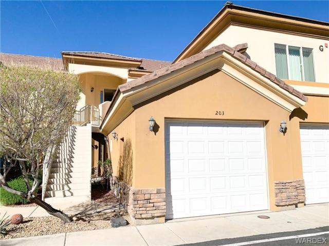 3575 Mccormick Boulevard G203, Bullhead, AZ 86429 (MLS #957267) :: The Lander Team