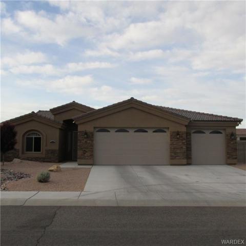 3360 Rosewood Street, Kingman, AZ 86401 (MLS #957289) :: The Lander Team