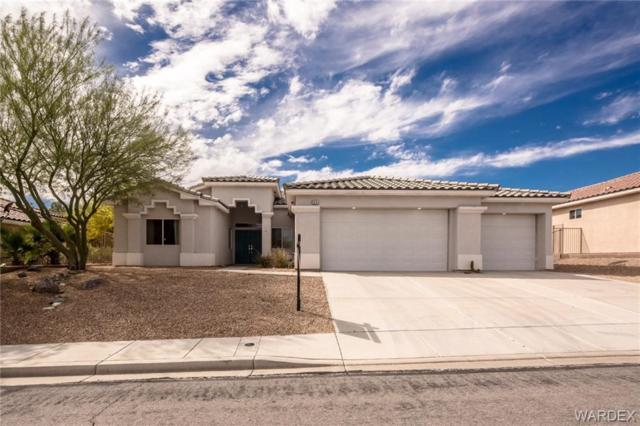 3491 Cottage Thistle Drive, Laughlin (NV), NV 89029 (MLS #957328) :: The Lander Team