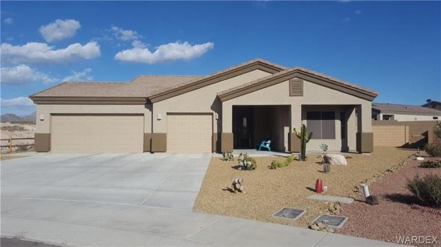 2668 Woods Canyon Road, Bullhead, AZ 86442 (MLS #957347) :: The Lander Team