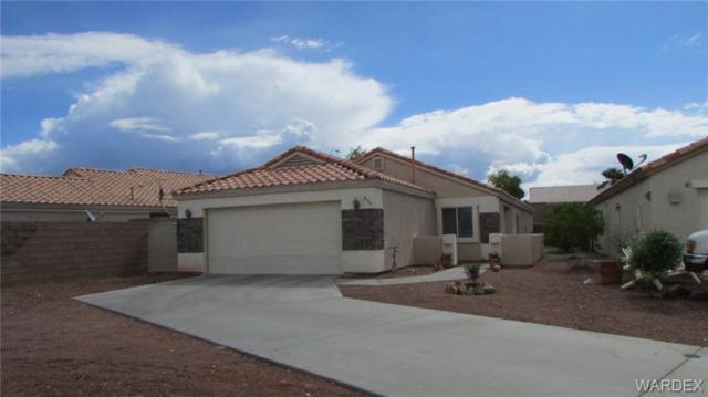2455 Sabino Drive, Bullhead, AZ 86442 (MLS #957391) :: The Lander Team