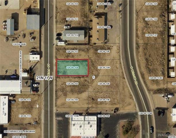 lot 17 N Wells, Kingman, AZ 86401 (MLS #957443) :: The Lander Team