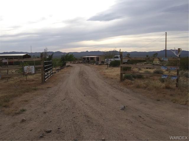 19585 N White Fox Drive, White Hills, AZ 86445 (MLS #957456) :: The Lander Team
