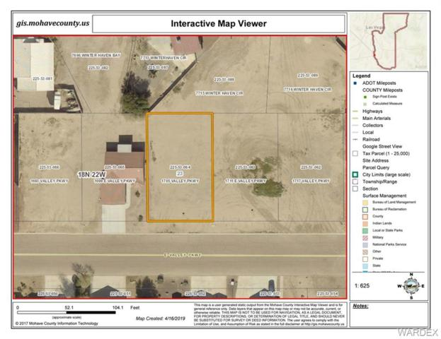 1705 E Valley Parkway, Mohave Valley, AZ 86440 (MLS #957470) :: The Lander Team
