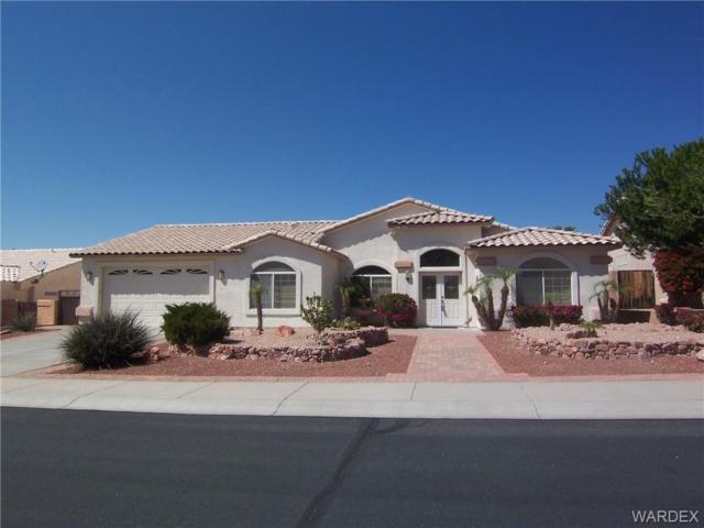 2853 Cactus Bloom Drive, Bullhead, AZ 86429 (MLS #957499) :: The Lander Team
