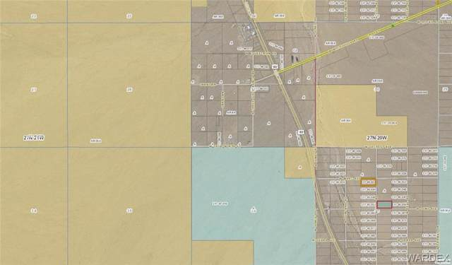 19224 N Vigil Road, White Hills, AZ 86445 (MLS #957503) :: The Lander Team