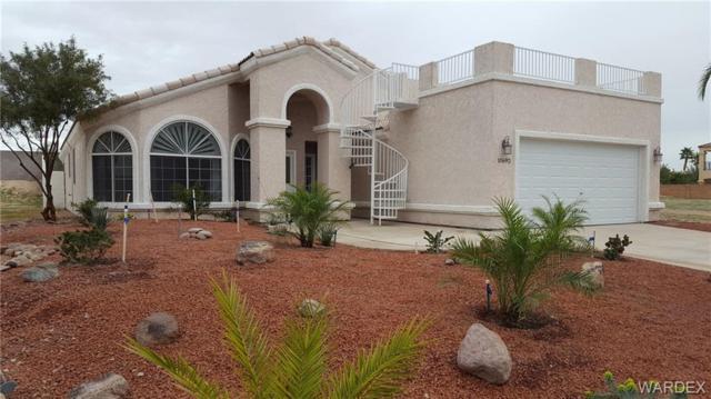 10692 S River Terrace Drive, Mohave Valley, AZ 86440 (MLS #957506) :: The Lander Team