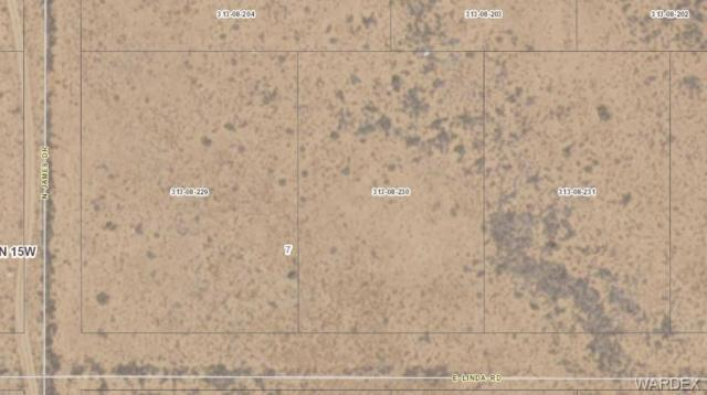 Lot 229,230,231 James Dr Linda Rd Road, Kingman, AZ 86401 (MLS #957510) :: The Lander Team