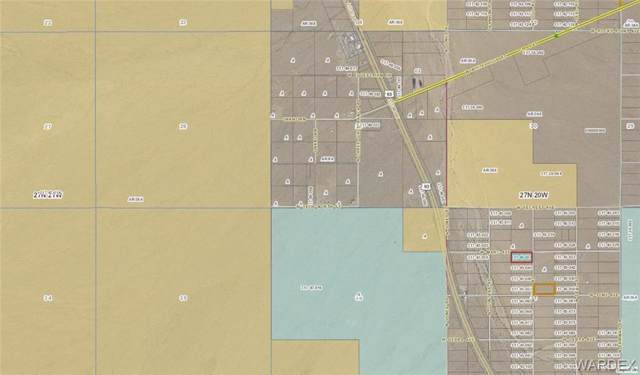 19309 N Vigil Road, White Hills, AZ 86445 (MLS #957516) :: The Lander Team