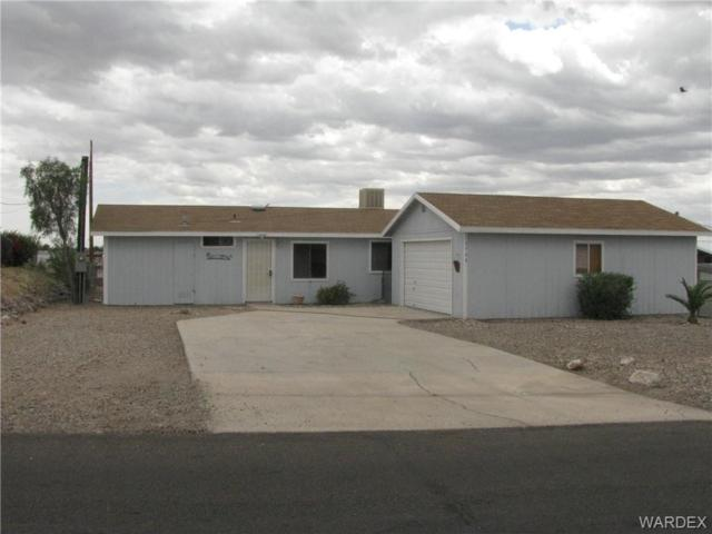1708 Arena Drive, Bullhead, AZ 86442 (MLS #957552) :: The Lander Team