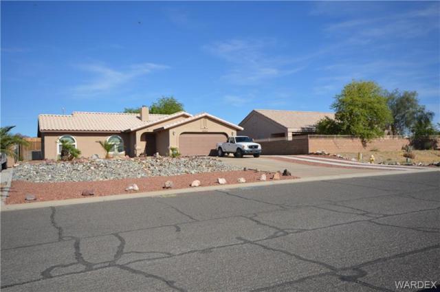 6036 S Bison Avenue, Fort Mohave, AZ 86426 (MLS #957576) :: The Lander Team