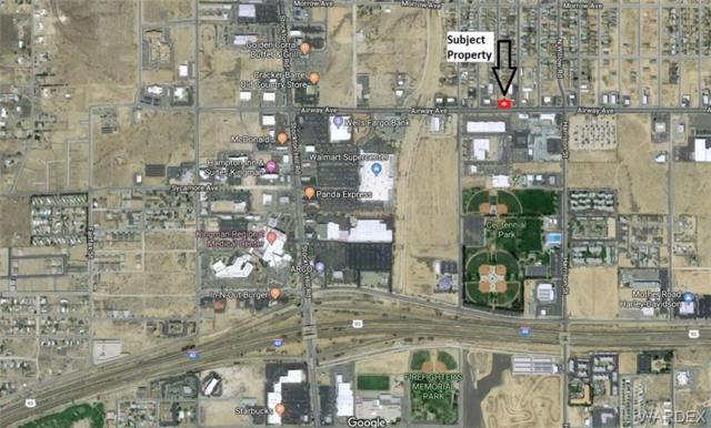 0000 Airway Avenue, Kingman, AZ 86409 (MLS #957623) :: The Lander Team