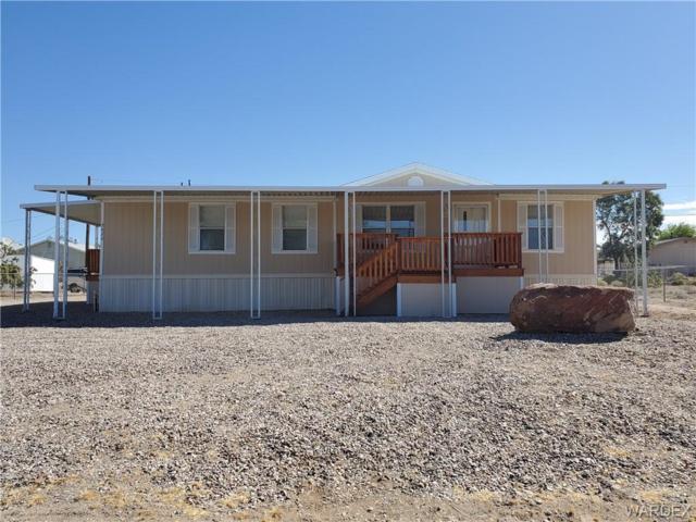 5620 S Ferret Drive, Fort Mohave, AZ 86426 (MLS #957627) :: The Lander Team