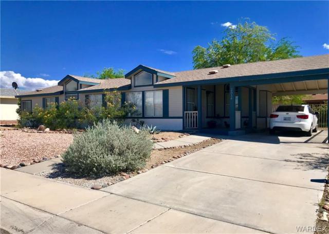2514 E Kimberly Drive, Fort Mohave, AZ 86426 (MLS #957638) :: The Lander Team