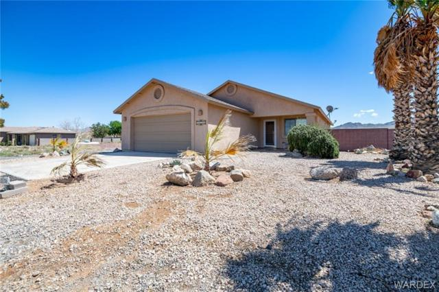 10106 N Concho Drive, Kingman, AZ 86401 (MLS #957644) :: The Lander Team