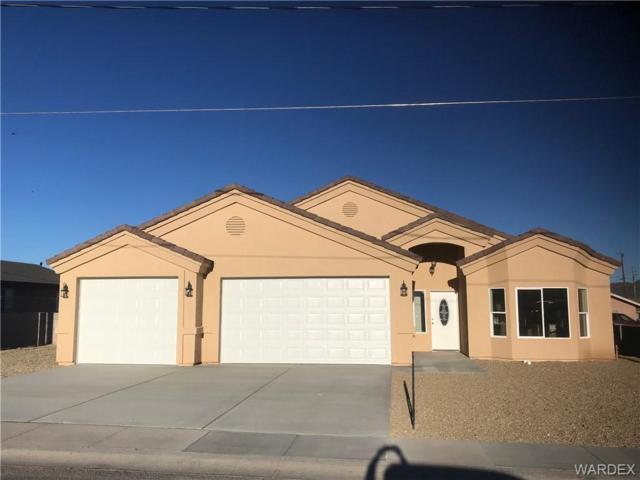 3329 N Apache Street, Kingman, AZ 86401 (MLS #957645) :: The Lander Team