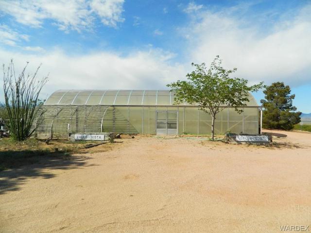 7001 S Cochise Circle, Kingman, AZ 86401 (MLS #957647) :: The Lander Team
