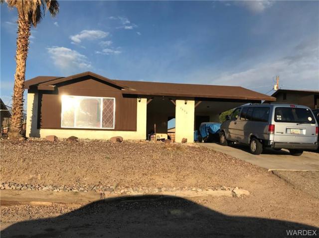 3630 Gem Street, Bullhead, AZ 86442 (MLS #957680) :: The Lander Team