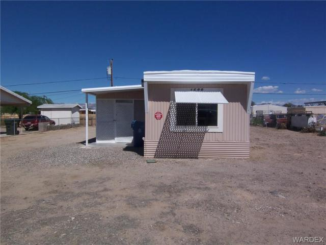 1588 Trane Road, Bullhead, AZ 86442 (MLS #957693) :: The Lander Team