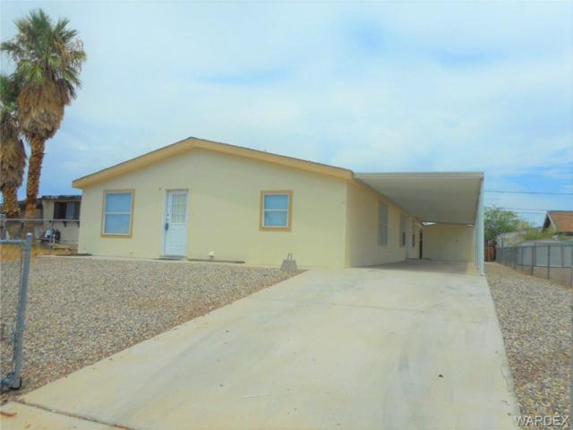 1035 Navajo Drive, Bullhead, AZ 86442 (MLS #957694) :: The Lander Team