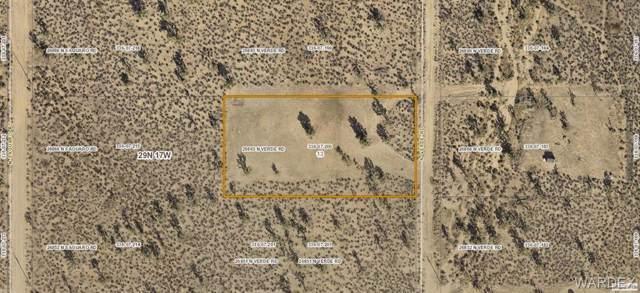 26865 N Verde Road, Meadview, AZ 86444 (MLS #957720) :: The Lander Team