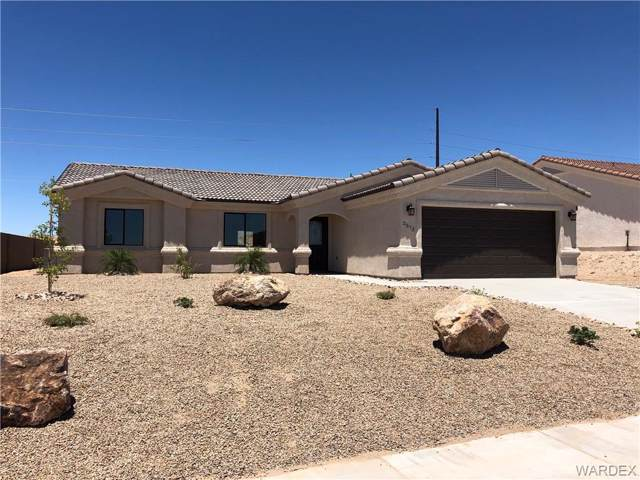 2573 E Halycone, Mohave Valley, AZ 86440 (MLS #957731) :: The Lander Team