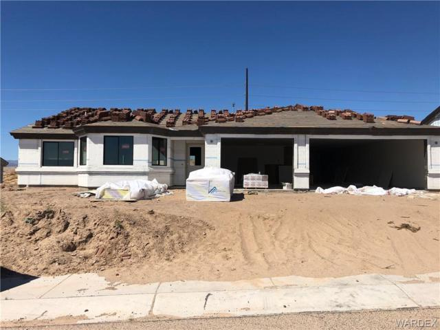 2581 E Halycone Drive, Mohave Valley, AZ 86440 (MLS #957732) :: The Lander Team